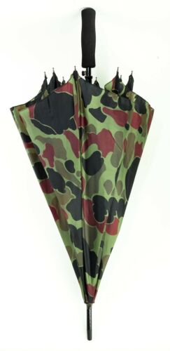 "The AirForceOne® ""CAM-O-BRELLA"" 8 Panel Camo Brolly Fashion /& Function"