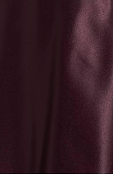 ELIZA J OFF THE SHOULDER MIXED MEDIA PLUM FIT FIT FIT & FLARE  DRESS sz  14W c95bd5