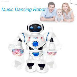 Cool-White-LED-Robot-Toy-Music-Robot-Kids-Game-Xmas-Gifts-Indoor-Shiny-Dance