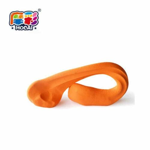 FOAM SLIME CHILDREN FUN CLAY SOFT LEARNING ORANGE GIFT PLASTICITY HOLIDAY NEW
