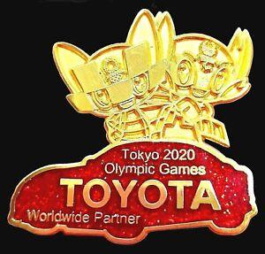 TOKYO 2020  JAPAN OLYMPIC GAMES  PIN  sponsor Docomo