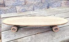 Vintage Skateboard Hobie Super Surfer Original Sixties Complete free shipping