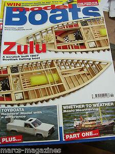 MODEL-BOATS-NOVEMBER-2009-ZULU-FISHING-BOAT-TOYBOATA-HAMBURG-SUD-MADURODAM