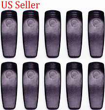 10 NEW FOR MOTOROLA OEM BELT CLIP CLIPS PR1500 XTS1500 CP125 HT750 HT1250 CP185