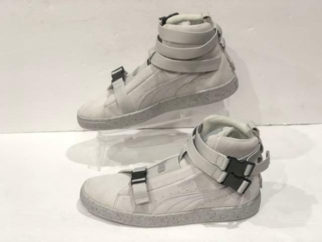 outlet store 2e4c6 a4601 Puma XO Classic Suede X The Weeknd Glacier Gray 36631002