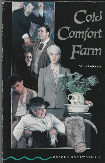 Cold Comfort Farm by Stella Gibbons (Paperback, 1998) (retold by Clare West)