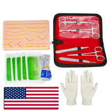 Medical Teaching Equipment Model Suturing Hand Tool Surgical Suture Practice Kit