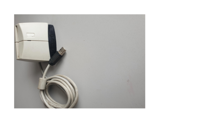 Cherry ST-1044U Smart Terminal USB Chip-Card Reader/Card Reader