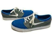 79bfe185f53b item 8 Nike mens Zoom Air Stefan Janoski low canvas skateboarding shoes  blue gray sz 13 -Nike mens Zoom Air Stefan Janoski low canvas skateboarding  shoes ...