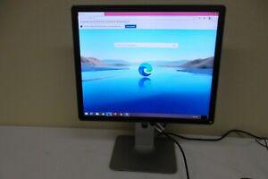 """Dell P1914s Monitor 19"""" VGA DVI w/4-Port USB P1914Sc P1914Sf DCV1K YGP39"""