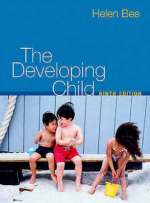 The Developing Child (9th Edition)-ExLibrary