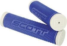 Scott SX II ATV Grips BLUE/SILVER Universal ATV 7/8 Handle Bar Fit  SXII 219625