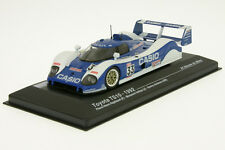 1:43 Toyota TS 10 -  Raphanel - 24h Le Mans - 1:43 Racing AL 1992-LM-33