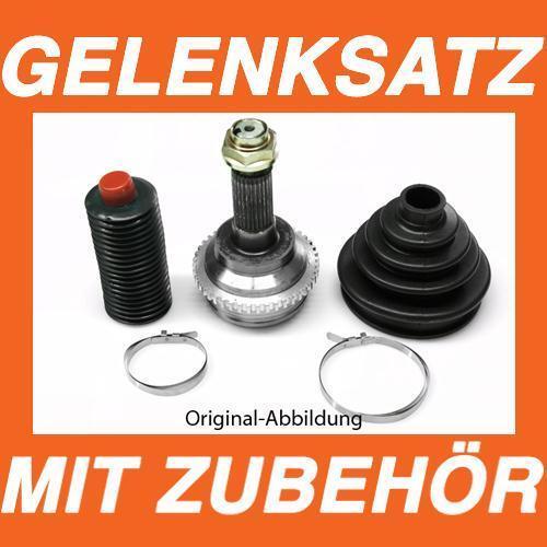 Antriebswelle Gelenksatz Gelenkkopf Antriebsgelenk radseitig mit ABS