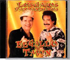 TAVIN  PUMAREJO Y EL GALLIT DE MANATI - LOS GAGOS PARRANDEROS - CD