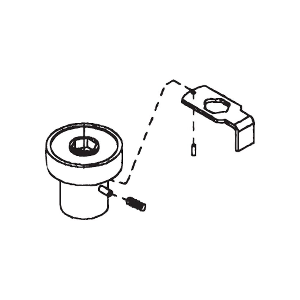 Park Tool 512A - Revised Sliding Cup Assembly - HHP1,  2  perfect