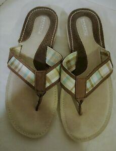 Sperry-Top-Sider-9777858-Men-039-s-Leather-Upper-Sandal-Size-9M
