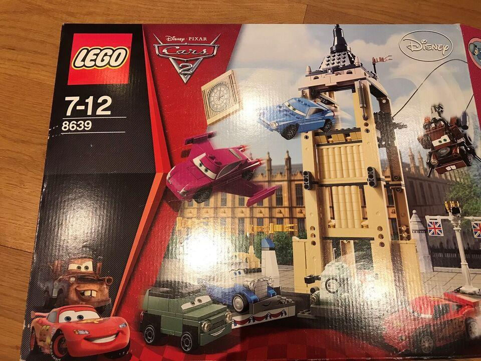 Lego Cars, 8639
