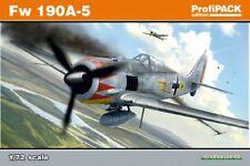 Eduard 1/72 Focke-Wulf Fw190 A-5 Profipack # 70116