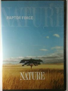 Nature Raptor Force DVD