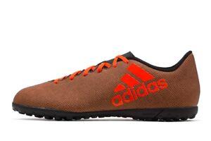 81a35c35af0 Adidas Men s X 17.4 TF Soccer Shoes S82416 Orange Red Black Sz 8 ...