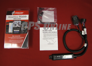 Mercury-Smartcraft-Vessel-View-Mobile-Kit-8M0115080-New-OEM-iOS-or-Android