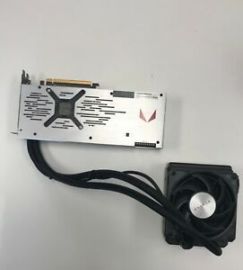 Amd Radeon Rx Vega 64 Liquid Cooled 8gb Hmb2 Wave Gpu Ebay