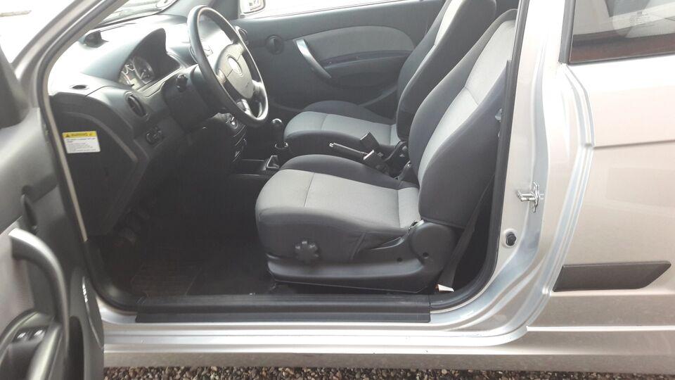 Chevrolet Aveo 1,2 LS Benzin modelår 2008 km 85000
