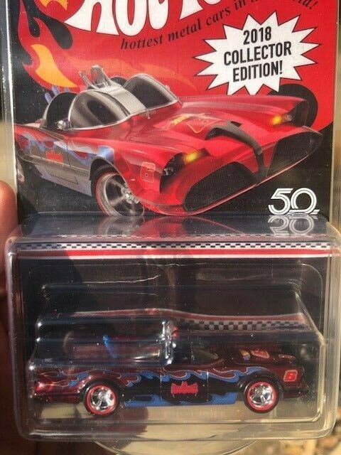 HOT Wtalons  CLASSIC  TV SERIES BATMOBILE Bathomme K-Mart Mail In USA  2018 dernier