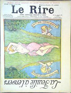 Le-RIRE-N-335-du-6-Avril-1901-la-feuille-a-l-039-envers