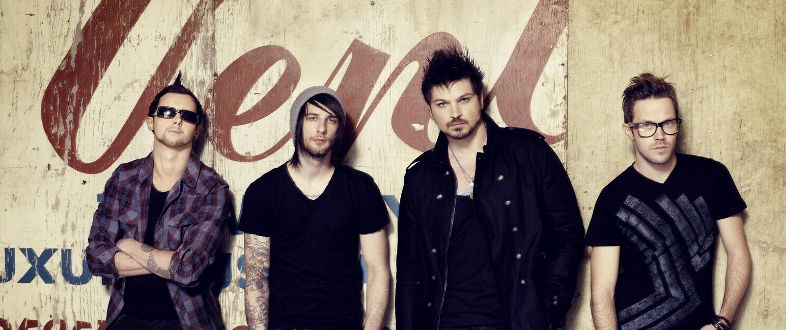 Adelitas Way with Royal Bliss, Black Moods