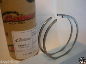 Piston Ring Set for SACHS 175, 173cc (62mm)