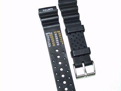 Armband Für Citizen Promaster,18-20-22-24 Mm Mit N.d.limits