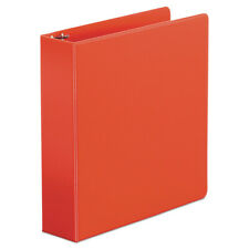 Universal 34403 2 In Cap Economy Non View Round Ring Binder Red New
