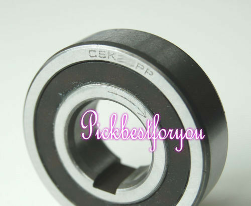 1-10PCS CSK10PP One Way Bearing 10*30*9mm Dual Keyway 10 x 30 x 9mm #M4341 QL