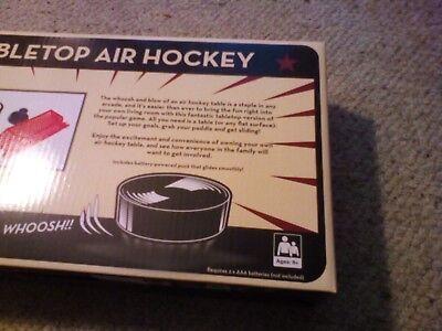 Tavolo Air Hockey Game-mostra Il Titolo Originale Lussuoso Nel Design