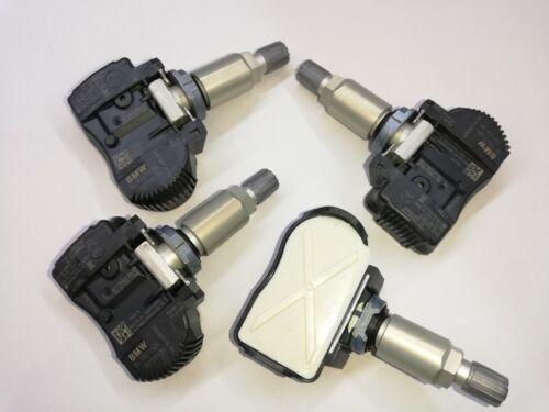 4x NEU Original BMW /& MINI TPMS sensor RDKS RDC RDCi RDK Reifendrucksensor