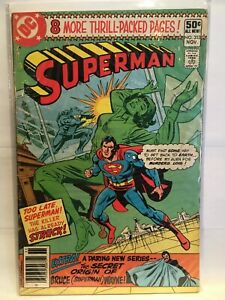 Superman-353-VG-1st-Print-DC-Comics
