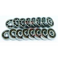 Super Fast Fidget Bearings Hand Spinner Fastest Ulta Bulk Skate 8mm 608 Lot 16x