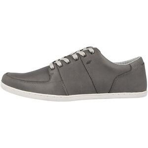 Grigio E14621 Swich Icn Sparko Spencer Uomo Scarpe Boxfresh Sneaker Pelle YHwHTZ