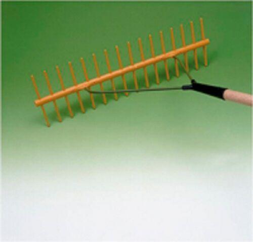 Göbel Kunststoffrechen 70564 Heurechen doppelseitig Rechen ohne Stiel