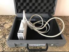 Siemens Acuson 4v2 Ultrasound Transducer Probe With Case
