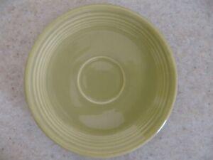 Fiestaware-Fiesta-Chartreuse-Saucer-1951-1959
