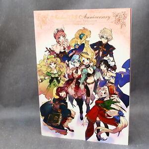 Atelier Série 20th Anniversary Official Visual Collection Jeu-livre D'art Nouveau-afficher Le Titre D'origine Belle Qualité