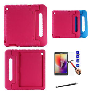 new product 7e039 4a12a Details about Kid Handle EVA Shockproof Stand Tablet Case For Huawei  Mediapad T5 M5 Lite 10.1
