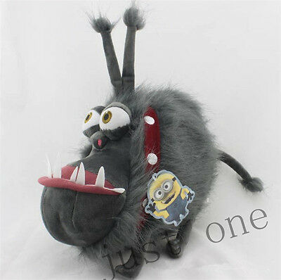 """Despicable Me 2 Plush Toy Kyle Gru's Dog 12"""" Universal Minion Kid Toy Doll New"""