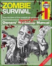 Zombie Survival Owners' Apocalypse Manual by Sean T. Page (2013, Hardcover)