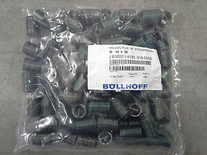 Böllhoff Filetage Inserts helicoil plus m16 x 32 100 pièces