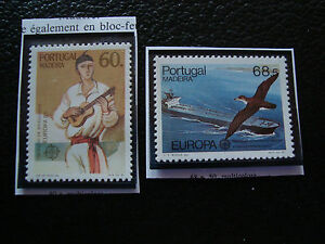 Madeira-Stamp-Yvert-and-Tellier-N-102-111-N-A22-Stamp