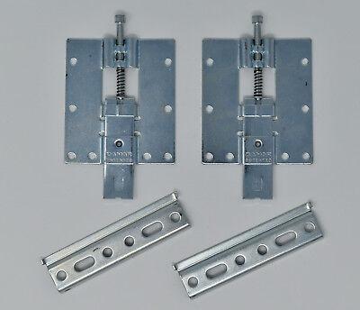 Stockschrauben M5 x 50 Stahl verzinkt 100 Stk 17320050050